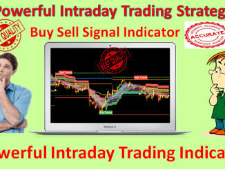 Powerful intraday trading buy sell signal tradingview Indicator strategy